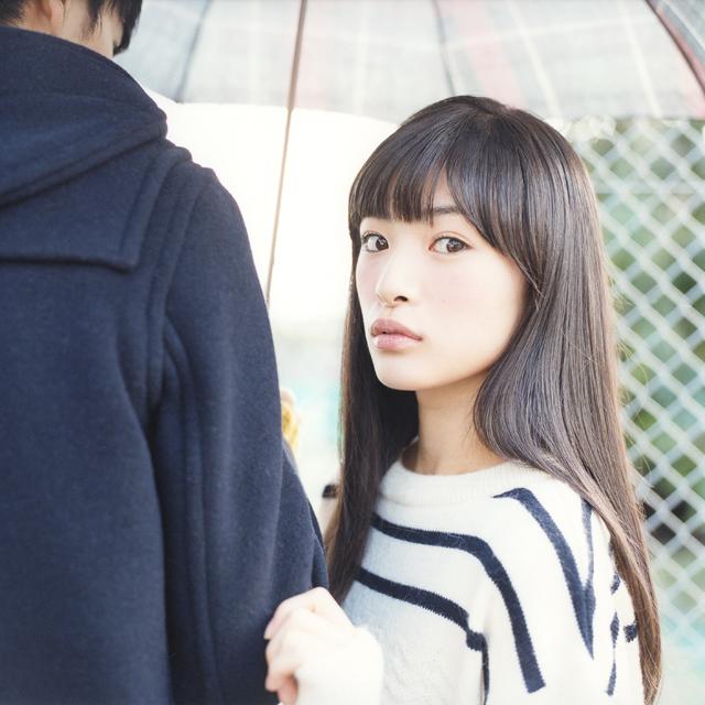 デート風な優希美青。